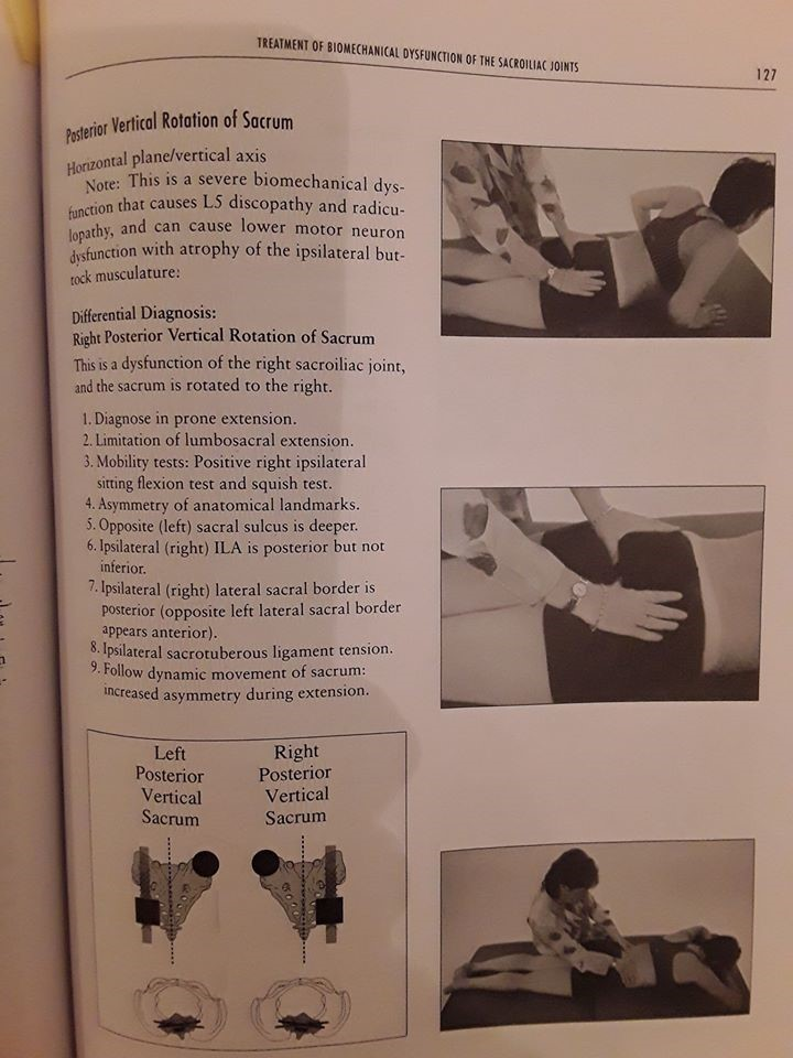 MihaPower Integrative Manual Therapy back injury