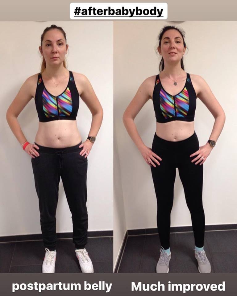 MihaPowerPersonal training transformation Alis